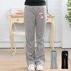 運動休閒風潮正流行舒適透氣的材質,鬆緊褲頭設計超好穿