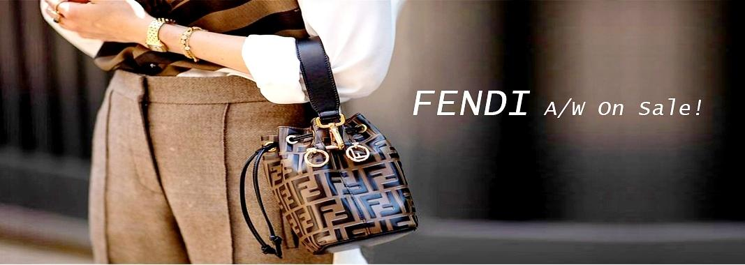 華億 FENDI A/W On Sale