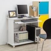 【收納屋】純白多功能電腦桌