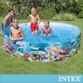 免充氣幼童戲水游泳池
