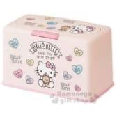 〔小禮堂〕Hello Kitty 方型塑