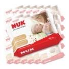 採用100% 高品質精梳棉製作。 不含可遷移性螢光劑。 可擦拭嬰兒手部、口部、臉部和尿布區域。