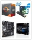 AMD R5 3600+ 華碩 PRIME B550M-K + Intel 660P 256G