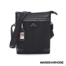 曼德羅德-美式潮流經典款 多隔層收納擺放不混亂  質感防潑水格紋面料 商品型號:P2022-A