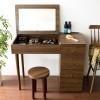 梳妝台 化妝檯  掀式化妝台 ★工作桌、化妝桌雙用設計款 ★多格式的收納抽屜 ★不同大小的空間收納