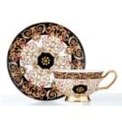 典雅歐式設計風格,瓷質清澈溫潤透亮,精美禮盒包裝,值得珍藏