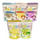 以日本傳統工法生產製造的寶寶零食,不同於傳統幼兒零食的特殊口感,非油炸,不黏牙、不卡嗓。