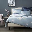 手感細緻柔順,舒適透氣,內容物:,床包x1:,150x186,,適用床墊高度35cm以內,兩...