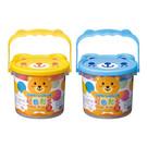 雄獅彩色黏土通過ST安全玩具檢驗合格,安全無毒配方!共有12種顏色,色彩飽和鮮豔,觸感滑順。