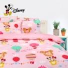 迪士尼 卡通 磨毛 床單 枕套 被單 Mickey Disney