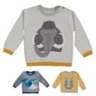 ◆羊毛針織溫暖舒服 ◆童趣T圖案可愛滿分 ◆全球國際有機紡織品標準