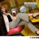 親膚透氣的柔軟面料,加上高彈力特性 修身版型延伸喇叭褲管設計,修飾腿部線條
