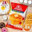 日本原裝進口,森永經典鬆餅粉 甜鹹兼宜,料理輕鬆上手 獨立包裝4小包(150g/包)