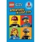 8本有趣冒險故事,樂高小人身置在各個場景和不同交通工具,有緊急狀況時,樂高英雄出現來拯救城市了。