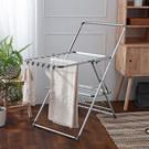 ‧無需安裝,拉開即可使用 ‧折疊設計,收納便利 ‧小空間也可曬衣物