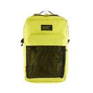 潮流機能背包 耀眼螢光黃 個性穿搭單品