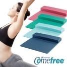 輕巧瑜珈墊可摺疊收納方便攜帶 採用可食用性顏料染色 EVA材質增加彈性運動使用中安全舒適