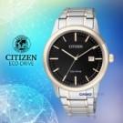 .光動能 Eco-Drive .不鏽鋼玫瑰金鍍層錶殼錶帶 .日期顯示