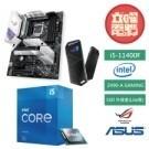 INTEL i5-11400F+華碩Z490-A GAMING主機板+華碩SSD 外接盒