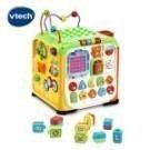 品牌:英國Vtech 適用年齡:0 ~3 ‧全方位的互動模式,讓寶寶建構、玩耍和學習,趣味無窮