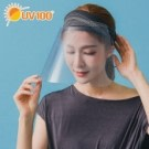 產品內容:面罩*1個、防風繩*1包、拭鏡布*1條、收納袋*1個