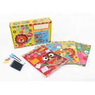 品牌:球球館 適用年齡:5 ~8 輕鬆練字,幫助孩子記憶與學習。