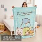 法蘭絨大尺寸毛毯 包覆性佳 可愛實用 正版授權 台灣製造