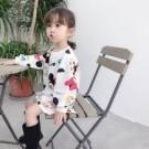 女童可愛連衣裙