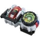 地球防衛隊出動 守護市民安全的正義使者 可搭配系列小汽車一同遊玩