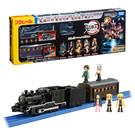 鬼滅之刃xPLARAIL 附五隻主角群人偶 與系列軌道和列車一起玩