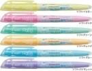 ◆筆頭材質:樹脂  ◆筆跡幅度:1.0mm  ◆尺寸:全長139mm  ◆墨水:特殊研發墨水