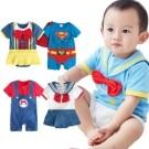經典的圖案造型衣 可愛圖案設計 讓寶貝出門成為矚目焦點