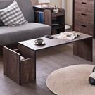 ● 桌邊貼心收納格設計 ● MIT品質保證 ● 桌面板補強設計結構扎實 ● 立體紋路沉穩色系增添質感
