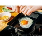 使用高品質的日本製鐵材所製造的,不易沾鍋特性,高效導熱蓄熱,導熱性佳