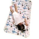 隔尿墊 產褥墊 生理墊 看護墊 三層嬰兒防水戒尿布(75*120)