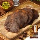 ◆澳洲肩胛里肌牛肉直接刨片◆純正台灣高粱酒醃製◆獨家辛香料長時間滷煮◆低溫烘烤肉質厚實汁潤不乾澀