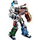 變身型機器戰士TOBOT 是機器人也是跑車 和機器戰士們一起保護城市吧!
