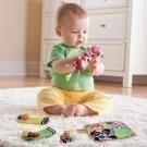 ◆四種強化所有感官的精選玩具 ◆從0個月到2歲全面的輔助發育 ◆給寶寶最棒最完整的成長陪伴