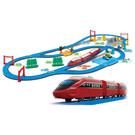 自由組裝無限變化 與系列軌道和列車一起玩 組合屬於你的鐵道王國