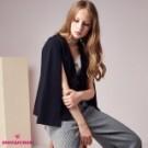 時尚特色袖岔 簡約剪裁 百搭時尚 時尚必備單品