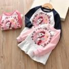 韓版女童獨角獸棒球裙衣