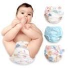新款學習褲 嬰兒尿布褲 吸水隔尿褲
