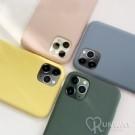 液態矽膠 防摔 絲滑膚觸 耐髒 防指紋 內層植絨 iPhone12 pro i12 pro max