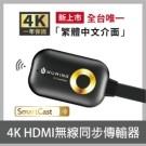 4K SmartCast HDMI無線投影傳輸器 SC-04