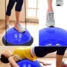 高強度、低衝擊的安全運動 增加柔軟度,使身體美化體態 強化膝關節肌群、下半身肌群