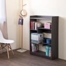 ● 開放式書櫃取物方便 ● 活動板可依需求隨意調整 ● 日式設計款、別於一般書櫃設計
