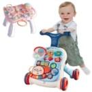 兒童玩具 音樂學步車學習桌 推車防側翻可變桌台 投球 鋼琴音樂拍拍鼓