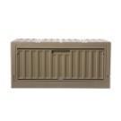 貨櫃屋摺疊設計,組裝超簡單方便,智慧收納大空間,側開門框加裝補強管,結構更穩固