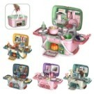 兒童玩具 扮家家酒 百變手提箱玩具