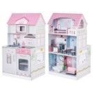 ◆紐約品牌 環保木材安全塗料 ◆1台2用★是廚台也是娃娃屋